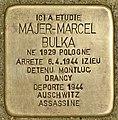 Stolperstein für Majer-Marcel Bulka (Belley).jpg