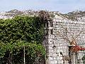 Stone Wall with Mountain Backdrop - Cetinje - Montenegro.jpg