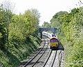 Stone train approaching Great Cheverell - geograph.org.uk - 1314903.jpg