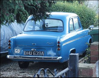 Ford Popular - Ford Popular deluxe (100E)