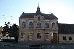 Strážnice (Hodonín District) - Image: Strážnice radnice