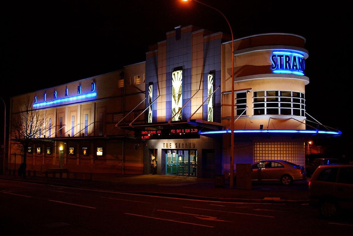 Strand Cinema - Wikipedia