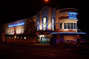 Strand Cinema - The Strand Arts Centre