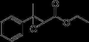 Ethyl methylphenylglycidate - Image: Strawberry aldehyde