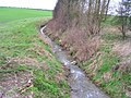 Stream today ditch tomorrow. - geograph.org.uk - 349245.jpg