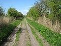 Stubbington Drove, Axbridge. - panoramio.jpg