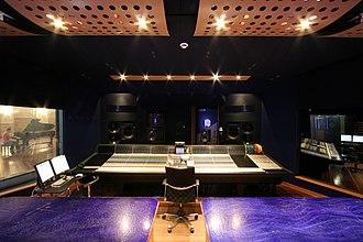 Studios 301 - Studio 1 of Studios 301