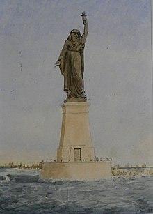 Statue De La Liberte Wikipedia