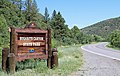 Sugarite Canyon State Park sign.JPG