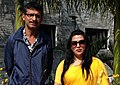 Suman Pokhrel and Momila Joshi (45522959891).jpg