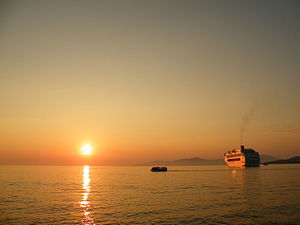 Sunset Costa Victoria, Mykonos.JPG