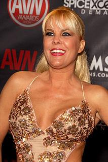 Sunset Thomas American pornographic actress