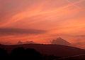 Sunset at Madhurawada during winter.JPG