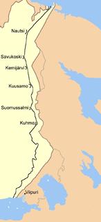 Salpa Line