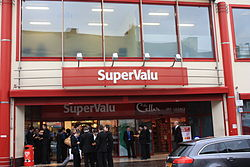 SuperValu, Omagh, January 2010.JPG
