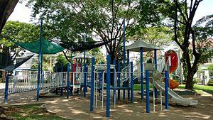 Surabaya Intercultural School playground 2016.jpg