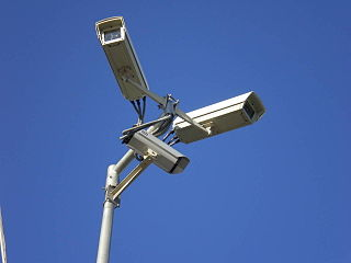 Surveillance monitoring of behavior, activities, or other changing information