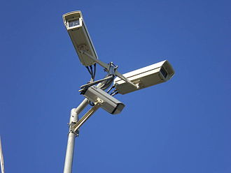 Surveillance - One 'brit-worth' of surveillance cameras