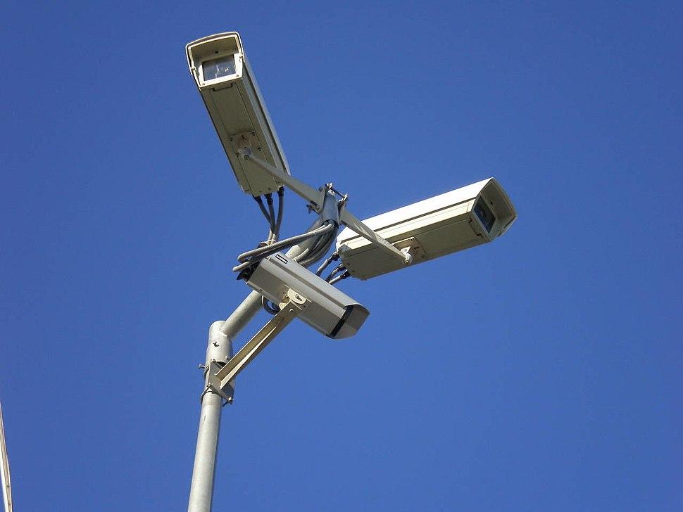 Surveillance video cameras, Gdynia.jpeg