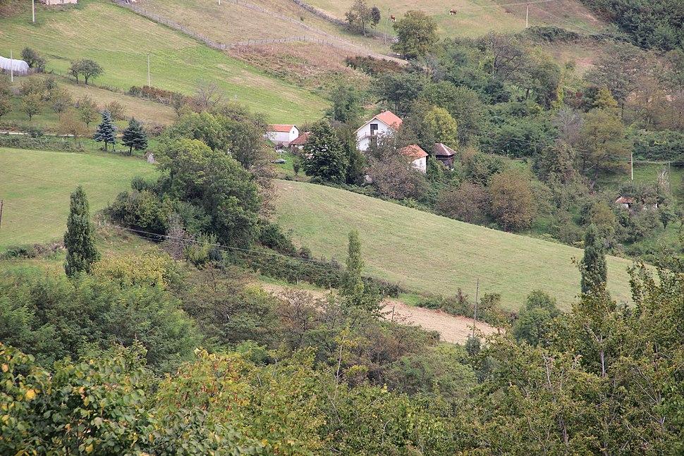 Suvodanje - opština Valjevo - zapadna Srbija - panorama 13