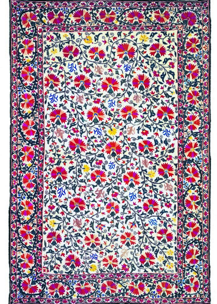 Suzani, Bukhara pre-1850