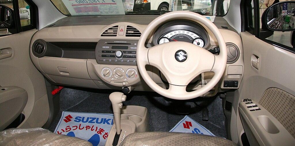Interior Suzuki Every