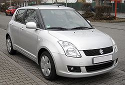 Suzuki Swift front 20090227.jpg