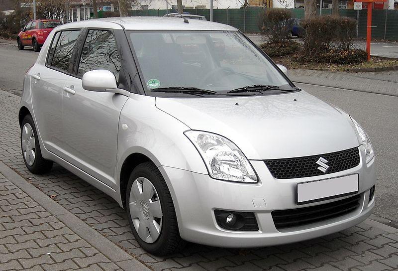 Suzuki  - Fuel Efficient Used Cars