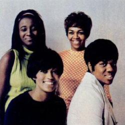 The Sweet Inspirations in 1967