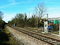 Swindon to Gloucester railway, Purton - geograph.org.uk - 1204458.jpg