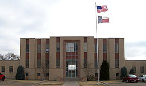 Swisher county courthouse 2009.jpg