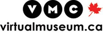 Virtual Museum of Canada - Logo of the Virtual Museum of Canada, a Canadian Heritage initiative.