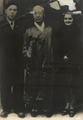 Syngman Rhee, Francesca Donner, Lee Chul-seung in 1948.png