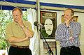 Szárszói találkozó 2001 Kuncze Gábor Medgyessy Péter.jpg