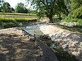 Sződrákosi Stream confluence, 2019 Veresegyház.jpg