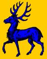 Szarvas (heraldika) fr -- cerf.PNG