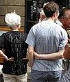 T-Shirts mit Lochkartenmuster beim Orgelfest in Waldkirch.jpg