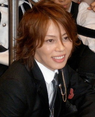 Picture of a band or musician: T.M.Revolution