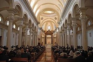 Thomas Aquinas College - The Chapel