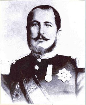 President of Nicaragua - Image: TMARTINEZ