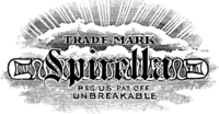 TRADE MARK Spirella REG. US. PAT. OFF. UNBREAKBLE