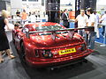 TVR Cerbera Speed 12 at the British International Motor Show 2006 (rear).jpg