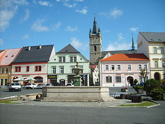 Tachov District - Tachov town