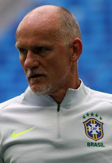Cláudio Taffarel Brazilian footballer