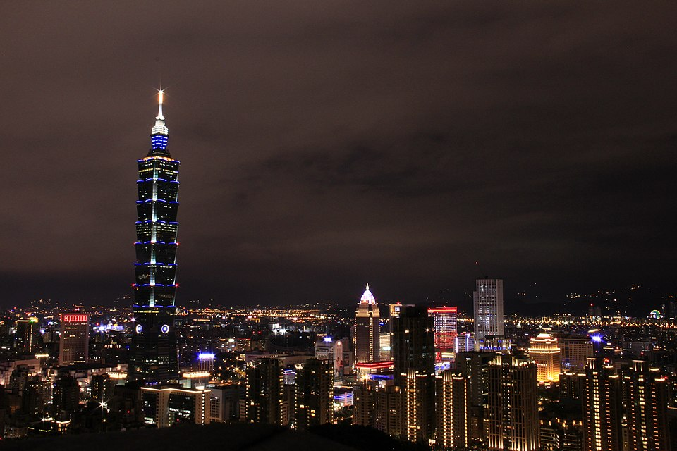 Taipei-Night view
