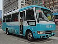 Taipei Bus KKA-1977 at MRT Gongguan Station 20180812a.jpg