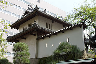 Japanese historical estate
