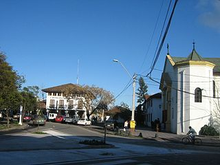 Talagante City and Commune in Santiago Metro., Chile