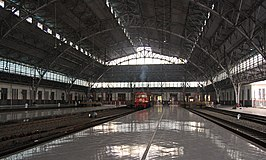 Station Tanjung Priok (2009).