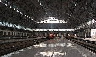 Tanjung Priok - Tanjung Priok Station